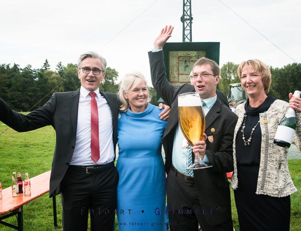 Kaiserschiessen 2017 in Velen