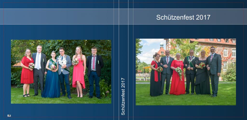Fotobuch Schuetzenfest 2017