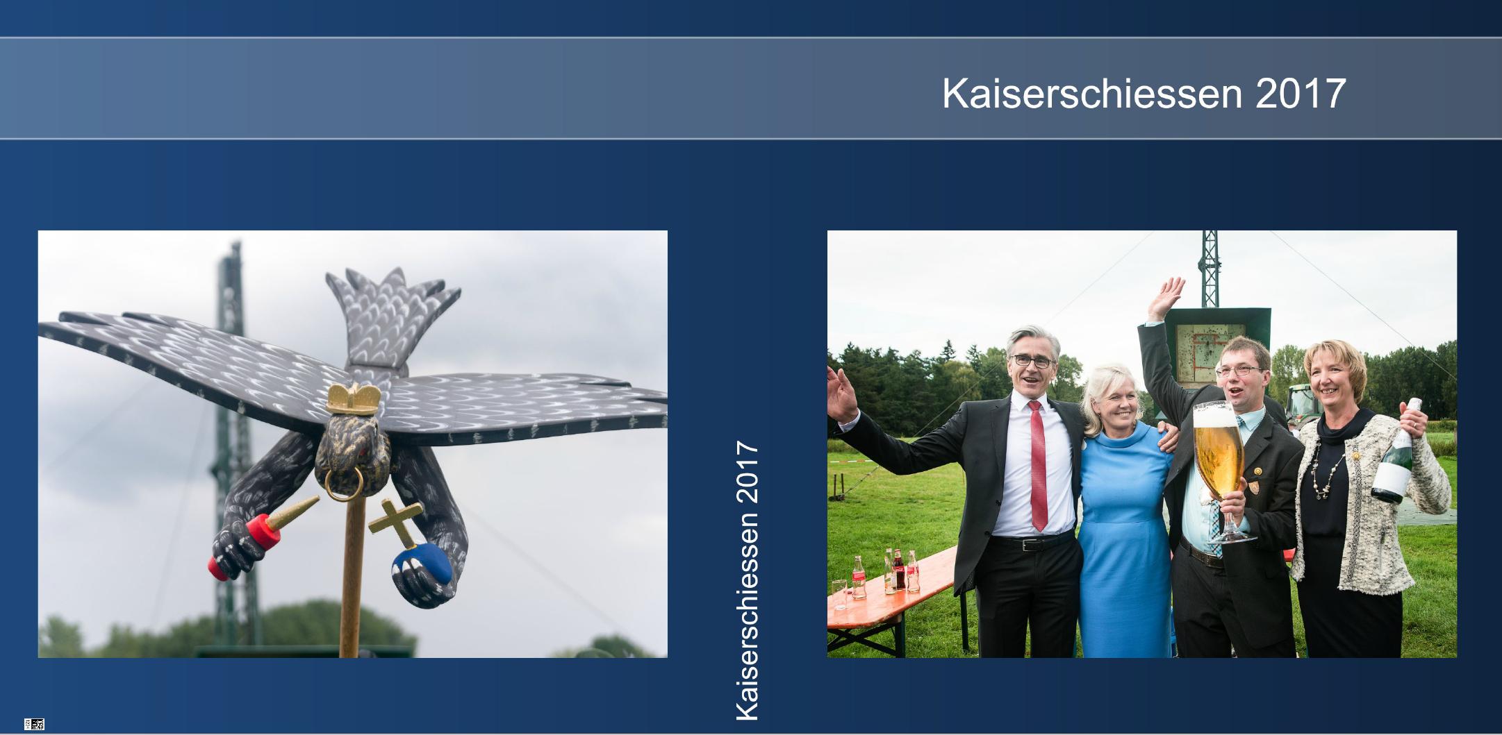 Fotobuch Kaiserschiessen 2017