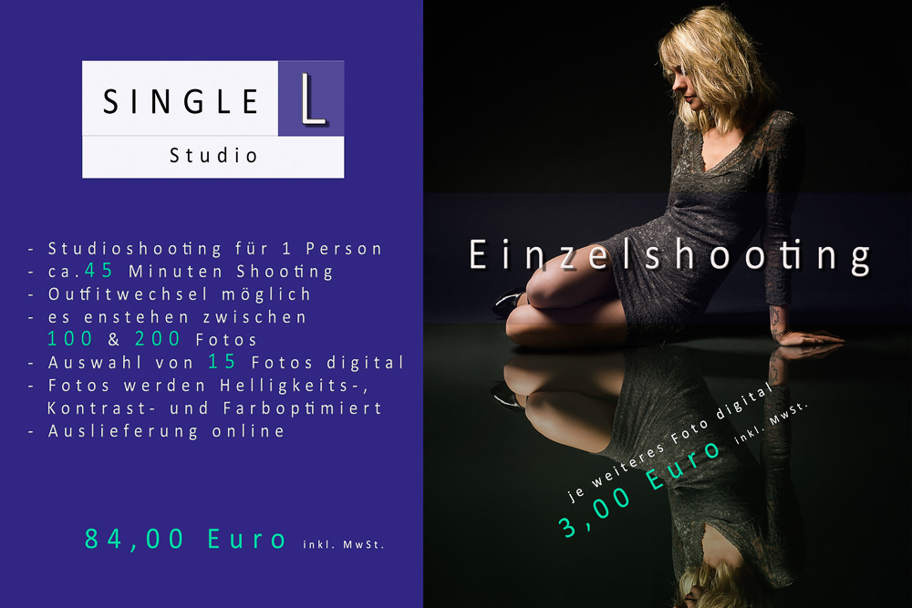 Single - Large -Studio