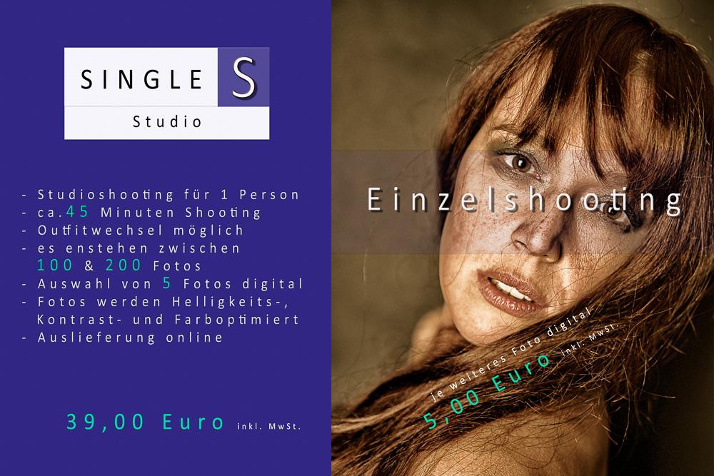 Single - Small -Studio